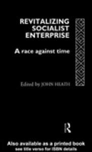Ebook in inglese Revitalizing Socialist Enterprise