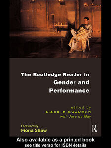 Ebook in inglese The Routledge Reader in Gender and Performance