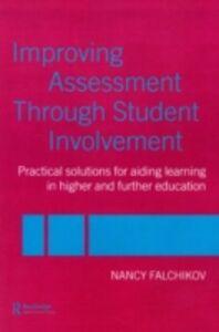Foto Cover di Improving Assessment through Student Involvement, Ebook inglese di Nancy Falchikov, edito da Taylor and Francis