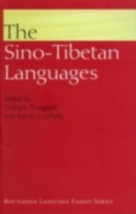Ebook in inglese Sino-Tibetan Languages -, -