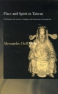 Ebook in inglese Place and Spirit in Taiwan Dell'Orto, Alessandro