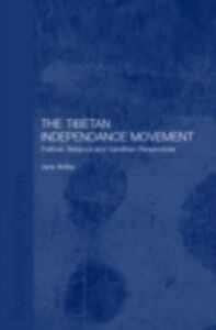 Ebook in inglese Tibetan Independence Movement Ardley, Jane