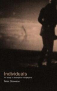 Foto Cover di Individuals, Ebook inglese di P.F. Strawson, edito da Taylor and Francis