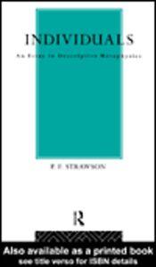 Ebook in inglese Individuals Strawson, P.F.
