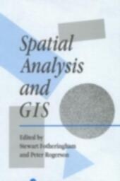 Spatial Analysis And GIS