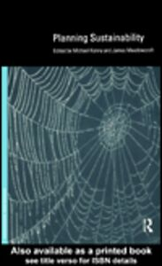 Ebook in inglese Planning Sustainability