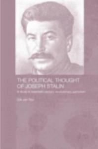 Ebook in inglese Political Thought of Joseph Stalin Ree, Erik van