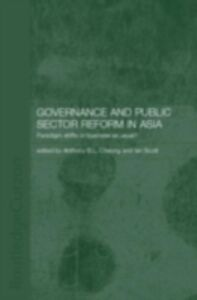 Ebook in inglese Governance and Public Sector Reform in Asia