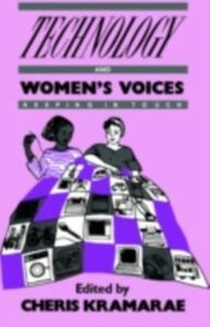 Ebook in inglese Technology and Women's Voices -, -