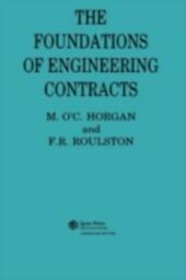 Foundations of Engineering Contracts
