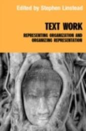 Text/Work