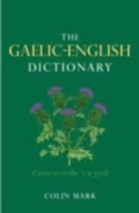 Ebook in inglese Gaelic-English Dictionary Mark, Colin B.D.