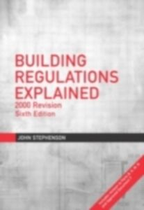 Ebook in inglese Building Regulations Explained Association, London District Surveyors , Stephenson, John