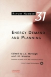 Ebook in inglese Energy Demand and Planning -, -