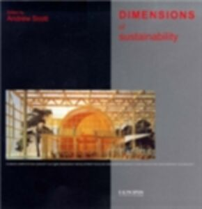 Foto Cover di Dimensions of Sustainability, Ebook inglese di  edito da Taylor and Francis
