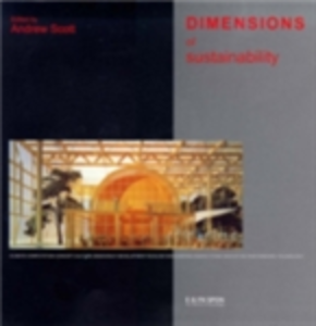 Ebook in inglese Dimensions of Sustainability -, -