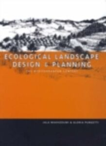 Ebook in inglese Ecological Landscape Design and Planning Makhzoumi, Jala , Pungetti, Gloria