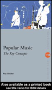 Foto Cover di Popular Music, Ebook inglese di Roy Shuker, edito da