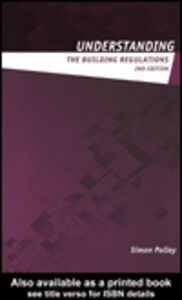 Ebook in inglese Understanding the Building Regulations Polley, Simon