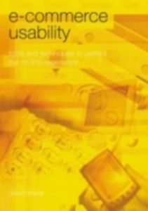 Ebook in inglese E-Commerce Usability Travis, David
