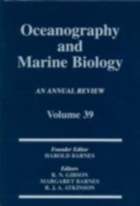 Ebook in inglese Oceanography and Marine Biology, An Annual Review, Volume 39 -, -
