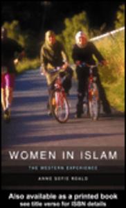 Ebook in inglese Women in Islam Roald, Anne-Sofie