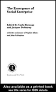 Ebook in inglese The Emergence of Social Enterprise