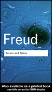 Ebook in inglese Totem and Taboo Freud, Sigmund