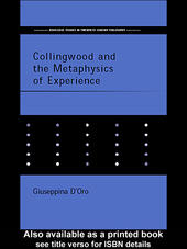 Collingwood and the Metaphysics of Experience