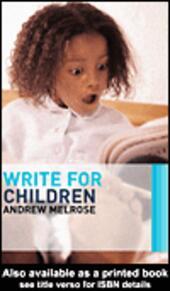 Write for Children