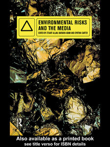 Ebook in inglese Environmental Risks and the Media