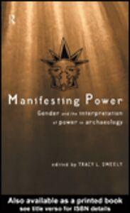 Foto Cover di Manifesting Power, Ebook inglese di Tracy L. Sweely, edito da
