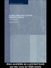 Globalising Intellectual Property Rights