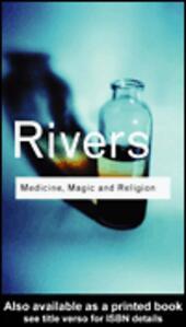 Medicine, Magic and Religion