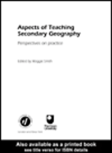 Ebook in inglese Aspects of Teaching Secondary Geography Smith, Margaret