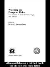 Widening the European Union