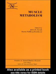 Ebook in inglese Muscle Metabolism
