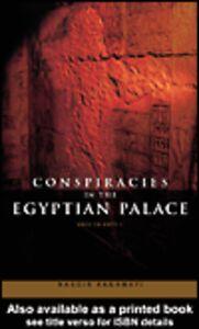 Foto Cover di Conspiracies in the Egyptian Palace, Ebook inglese di Naguib Kanawati, edito da