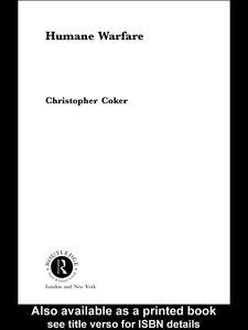 Ebook in inglese Humane Warfare Coker, Christopher