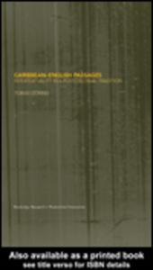Ebook in inglese Caribbean-English Passages Doring, Tobias