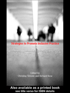 Ebook in inglese Strategies to Promote Inclusive Practice