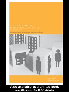 Ebook in inglese Children in the City