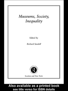 Ebook in inglese Museums, Society, Inequality