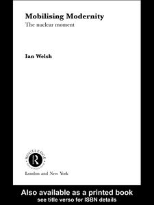 Ebook in inglese Mobilising Modernity Welsh, Ian
