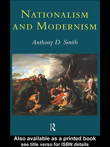 Ebook in inglese Nationalism and Modernism Smith, Anthony