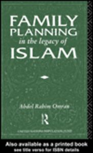 Ebook in inglese Family Planning in the Legacy of Islam