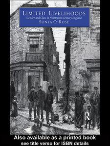 Ebook in inglese Limited Livelihoods Rose, Sonya O.