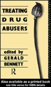 Foto Cover di Treating Drug Abusers, Ebook inglese di G Bennett, edito da