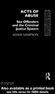 Ebook in inglese Acts of Abuse Sampson, Adam
