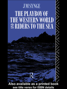 Foto Cover di The Playboy of the Western World, Ebook inglese di J. M. Synge, edito da
